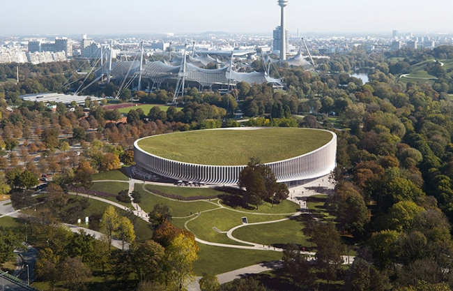 ?Copenhagen's 3XN Architects to Build New Multipurpose Arena in Munich