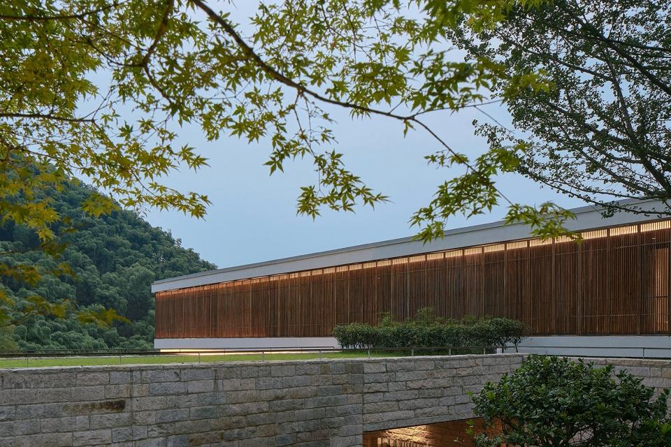 安吉尔庐度假酒店,浙江 / 中国美术学院风景建筑设计研究总院享闲暇之