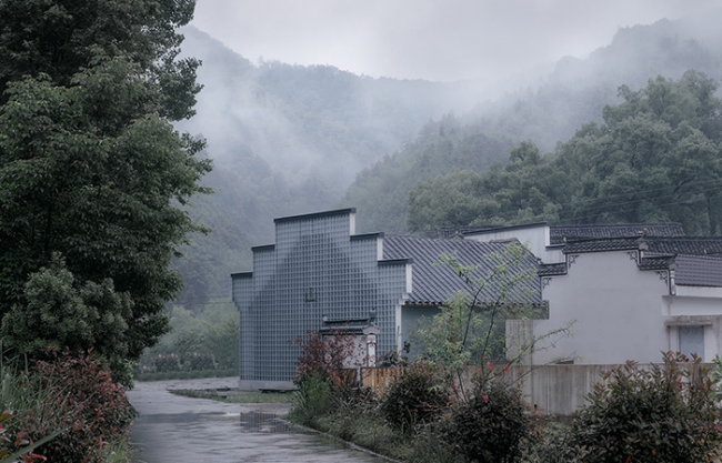 Clan Hall X, China by SU Architects