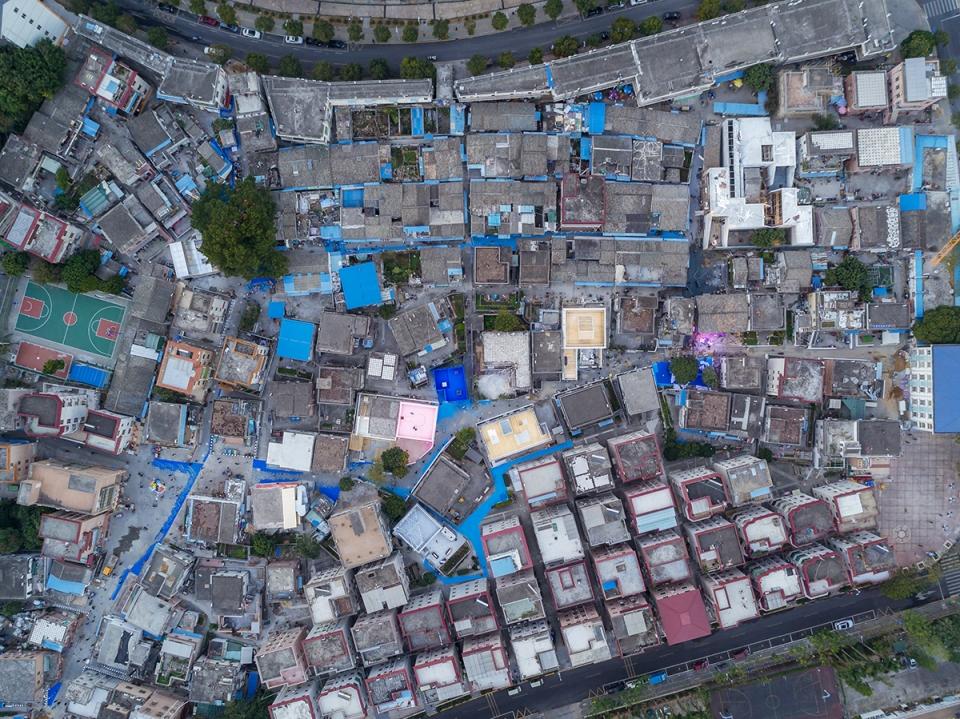 盐田大梅沙村建筑改造及公共空间提升