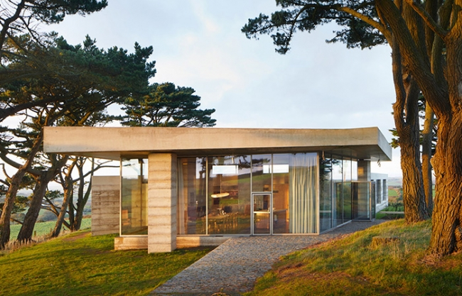 Secular Retreat for Living Architecture by Peter Zumthor