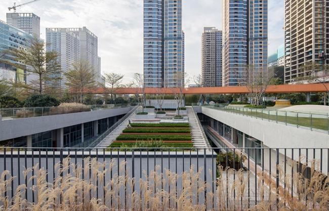 Vanke Liuxiandong Design Community – A4+B2 Plot Design, Shenzhen, China by FCHA