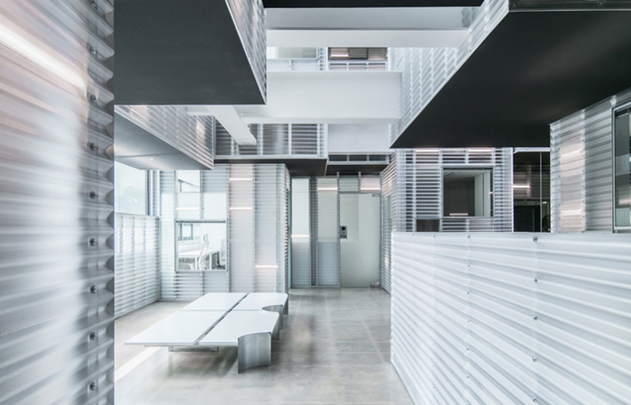 4d0583a22077 station NEO by Atelier.Archi Mosphere - 谷德设计网