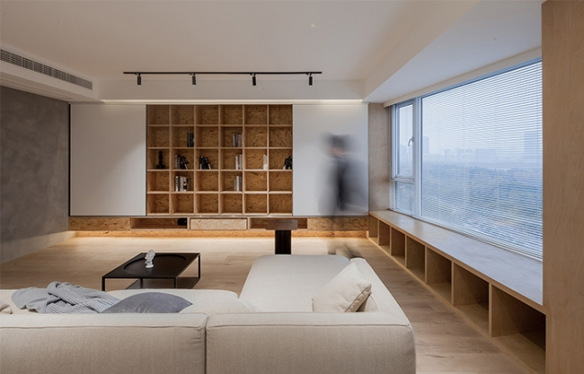 W-house Minimalist Private Home Design, China by Muka lab