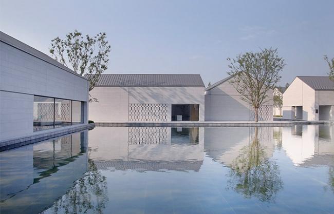 Wuzhen Alila Hotel by Z + T STUDIO