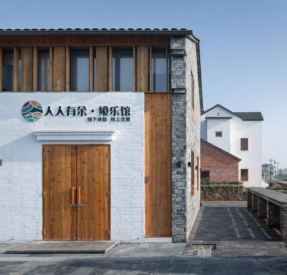 徐家大院,南京 / 周凌工作室/南京大学建筑与城市规划学院 拟古而不复古