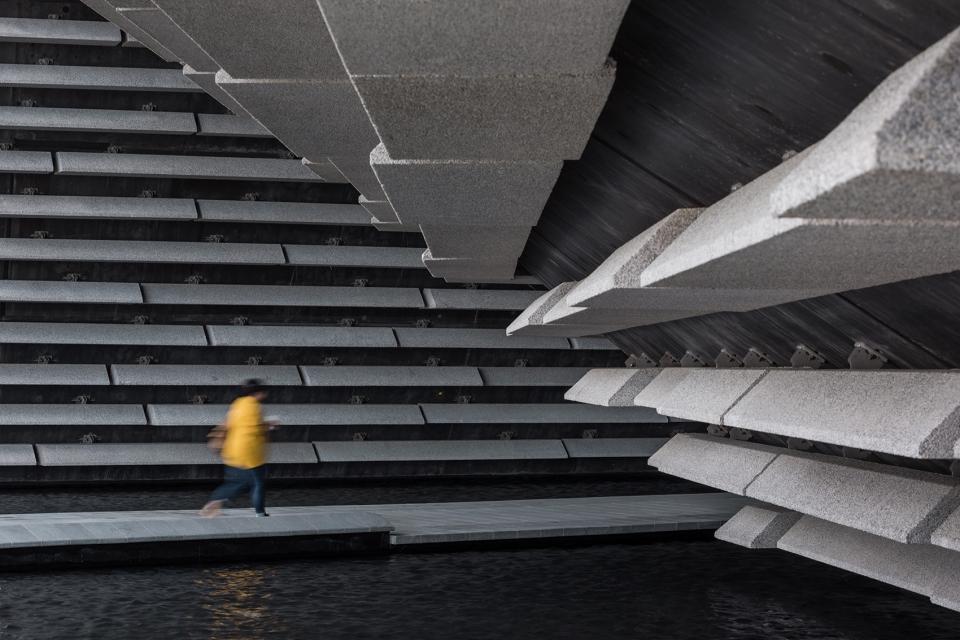 V&A Dundee博物馆,苏格兰 / 隈研吾建筑都市设计事务所 摄影师Ste Murray分享V&A Dundee博物馆的最新照片