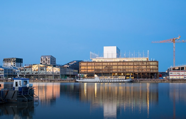Dock G6 Hotel Complex by atelier d'architecture King Kong