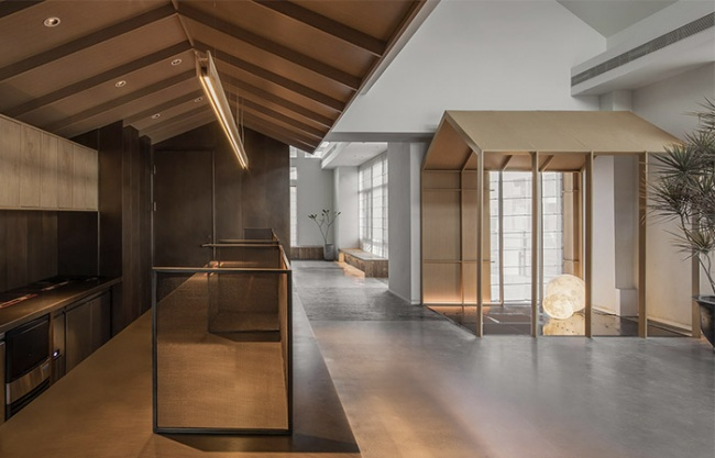 Goose Hut Season Store, China by Golucci Interior Architects