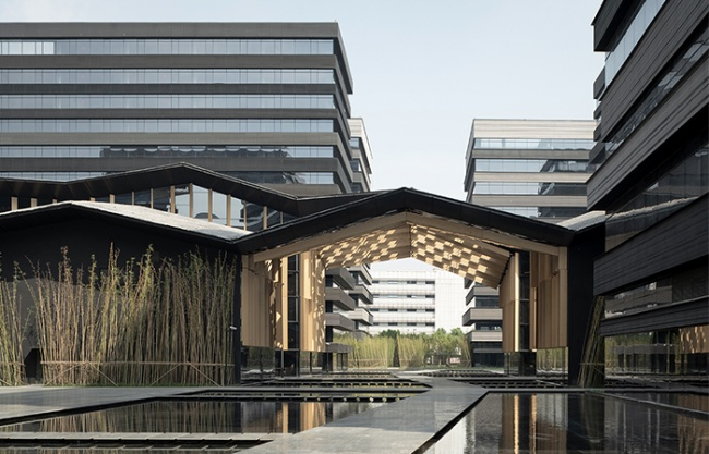 Portmix Shanghai, China by Kengo Kuma and Associates