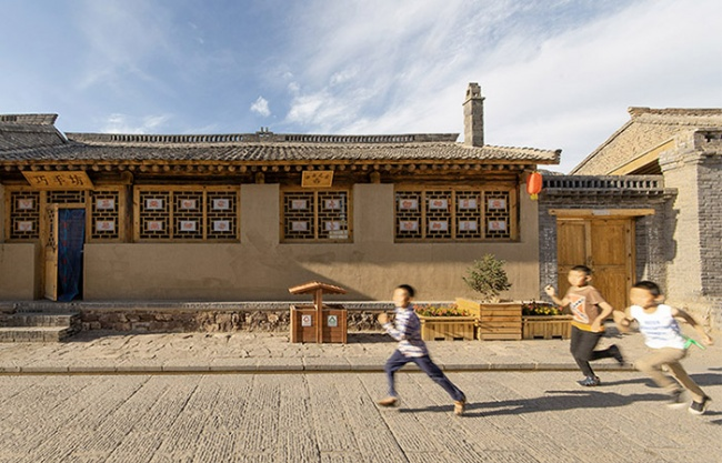 Renovation of Songjiagou Village by China New Rural Planning and Design