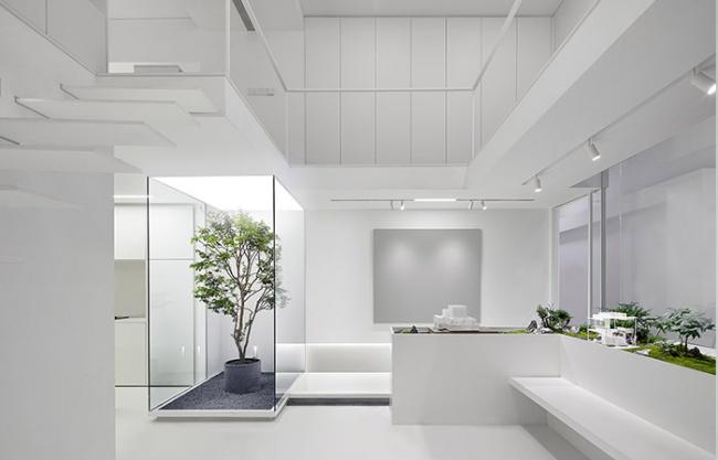 The New Office of Muxin Studio, China by Muxin Studio