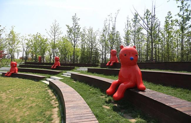 Shanghai Miracle Garden, China by iGreenDesign