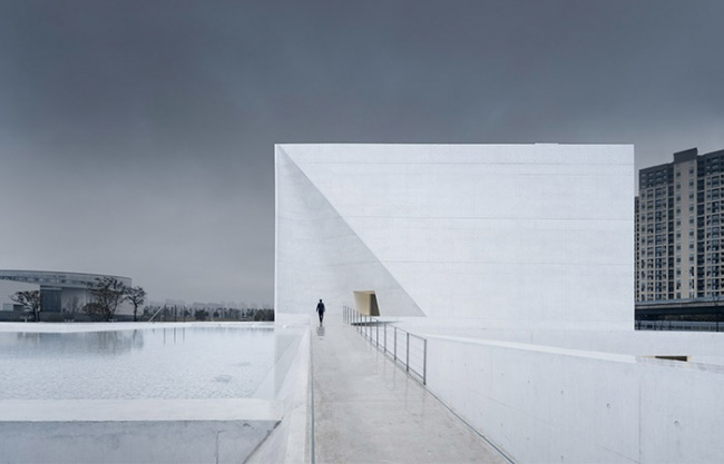 Xie Zilong Photography Museum, China by Regional Studio