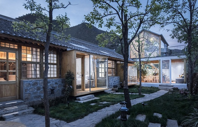Huasheshanjian Guest House, China by UPA