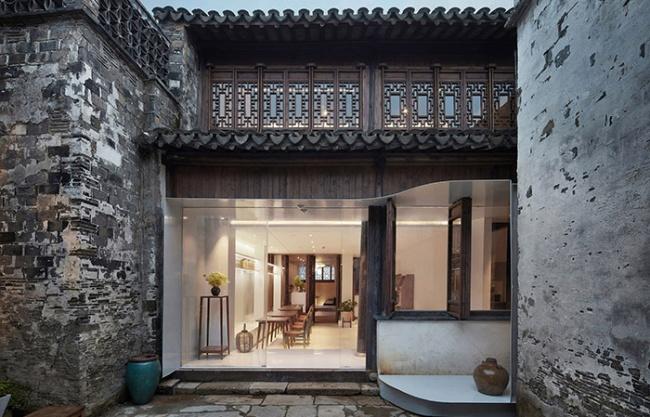 AwareTea, Changzhou, China by Yue-Design Space Design Studio