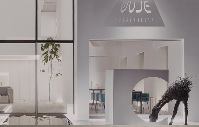 Office For WUJE in Fuzhou, China by WUJE