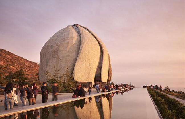 Bahá'í Temple of South America by Hariri Pontarini Architects