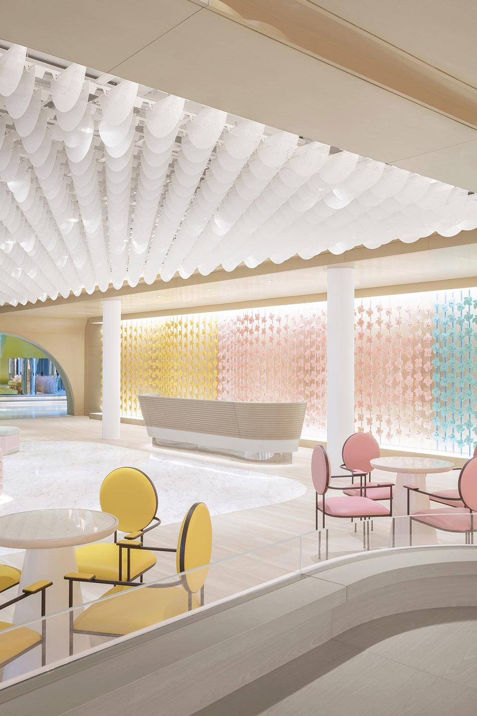 花花学园,成都 / 峻佳设计 从绘本里走出来的儿童美育空间