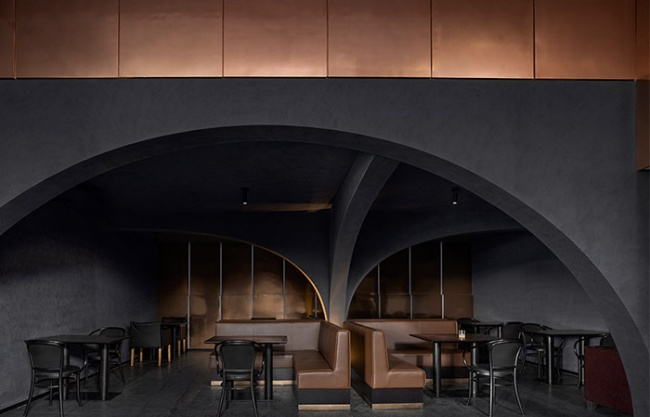 Mint Garden Bar, China by Hou Tiantian + Li Cheng + Liu Xiaolu