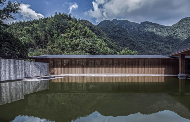 The Renovation of Yule Mountain Boutique Hotel in Hangzhou, China by Continuation Studio