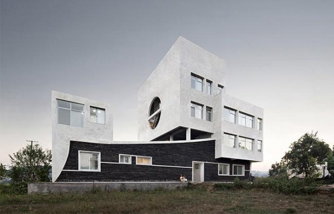 My House, China by Wang Xutan