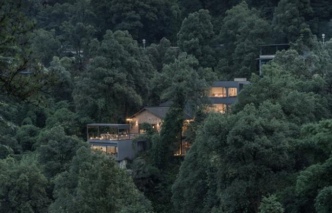 NanShan B&B, China by Priestman Architects