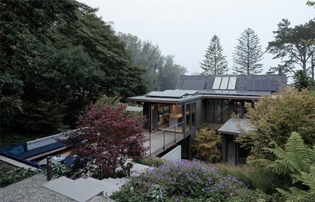 Twin Peaks by Feldman Architecture + Ground Studio Landscape Architecture