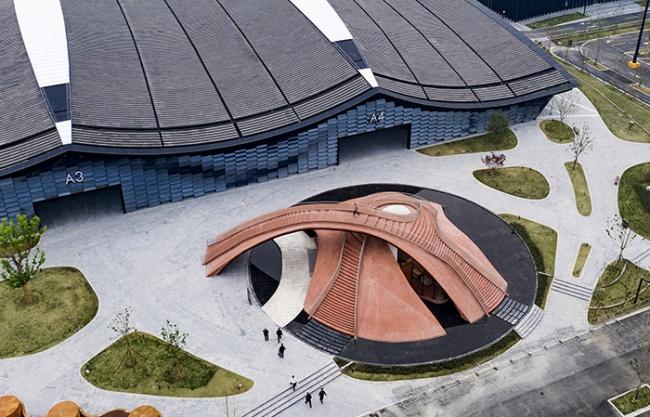 Light of Internet World Internet Conference Center, Wuzhen, China by Archi-Union & Fab-Union