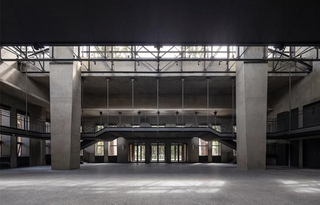 Haibing Center of Nankai University, China by Vector Architects