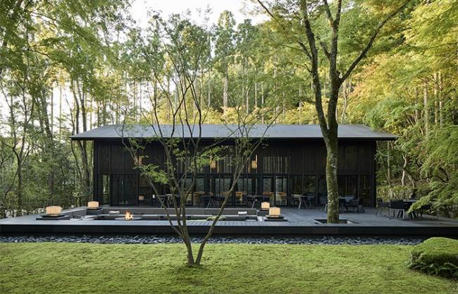 京都安缦酒店,日本 / Kerry Hill Architects