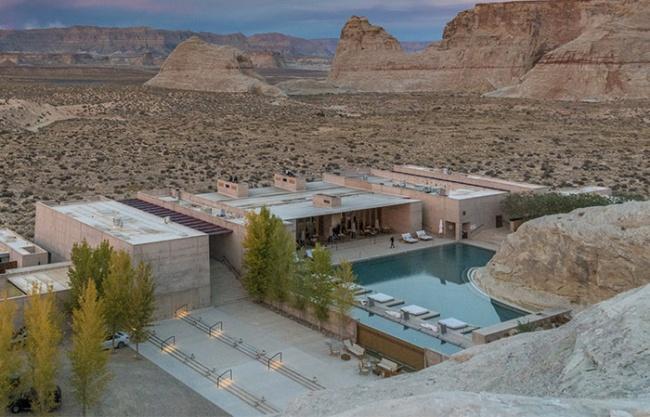 安縵奇嶺,美國 / Wendell Burnette Architects + Luxury Frontiers