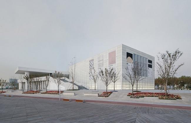 西岸美術館,上海 / 戴衛·奇普菲爾德建筑事務所