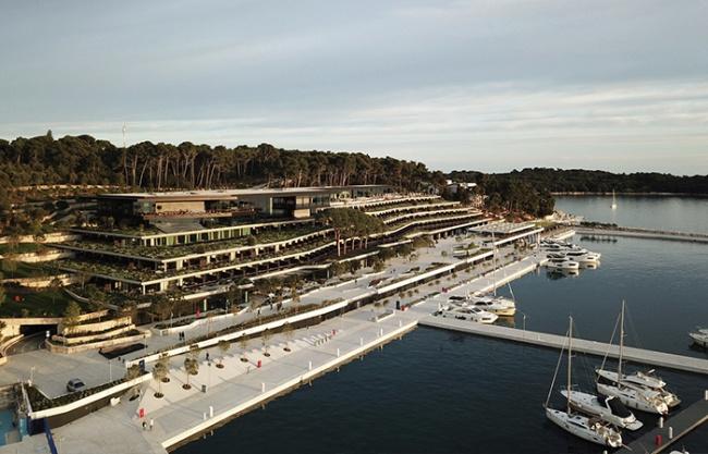 罗维尼Grand Park酒店,克罗地亚 / 3LHD