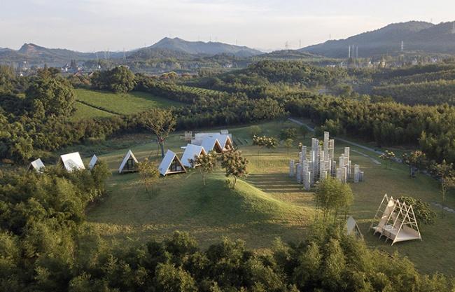 小小部落,湖州 / 个个世界 + 先进建筑实验室