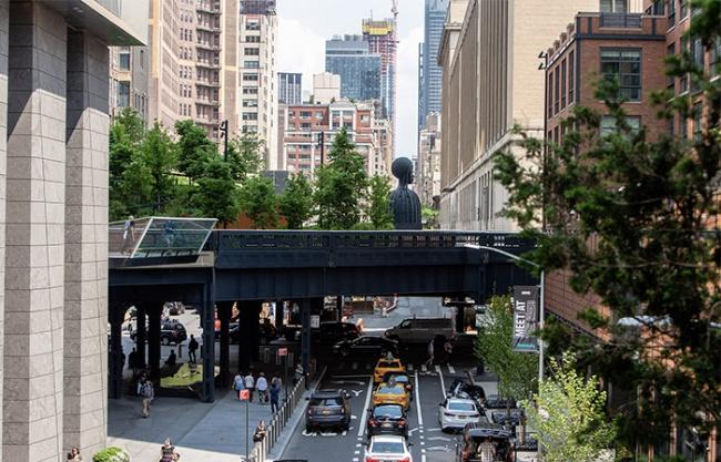 Spur: 紐約高線公園最終階段完成 / James Corner Field Operations & Diller Scofidio+Renfro & Piet Oudolf