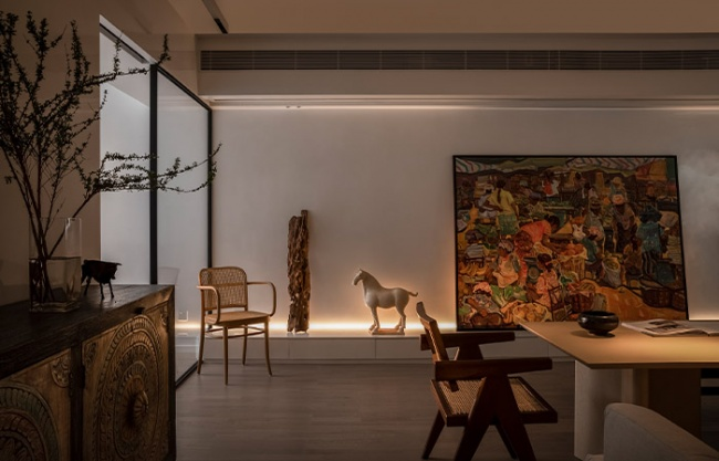 A Place Where Dreams Begin – A Transformation of An Old Apartment, China by Jingu Phoenix Space Planning Organization