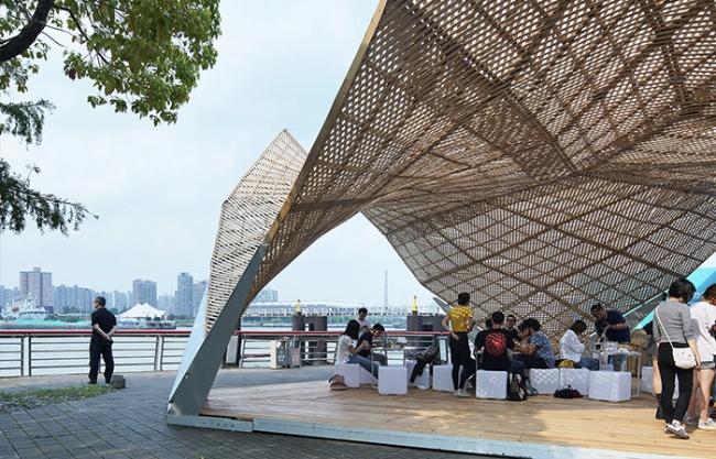 引力场4.0 — 引力波,上海 / goa大象设计