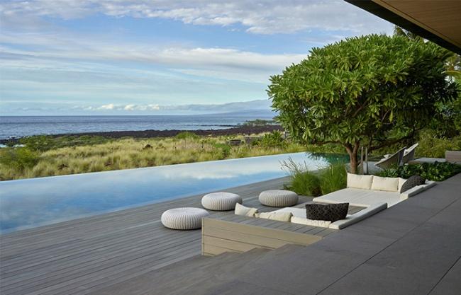 2019 ASLA住宅設計類榮譽獎:Kua Bay住宅,美國夏威夷州 / Lutsko Associates