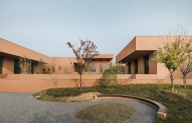 浙江自然博物院新馆,安吉 / 戴卫·奇普菲尔德建筑事务所