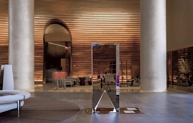 启皓客厅空间装置,北京 / Crossboundaries