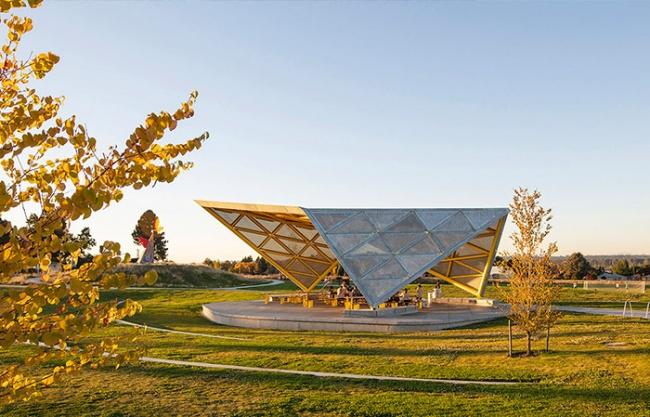 Luuwit Park by Skylab