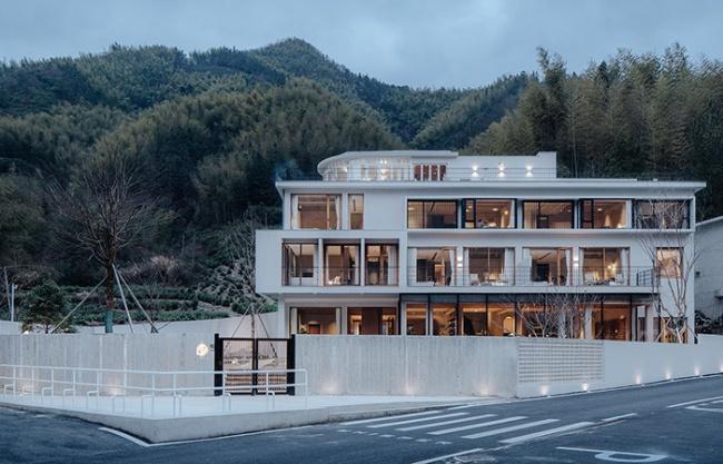 黄山山语民宿,安徽 / 静谧设计研究室