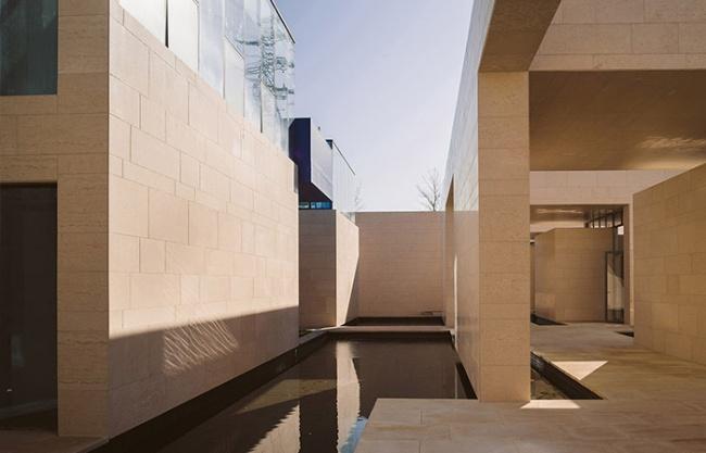 运河美术馆,北京 / 普罗建筑