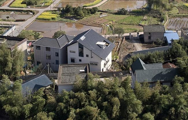 龙游后山头28号宅,浙江 / 中国美术学院风景建筑设计研究总院