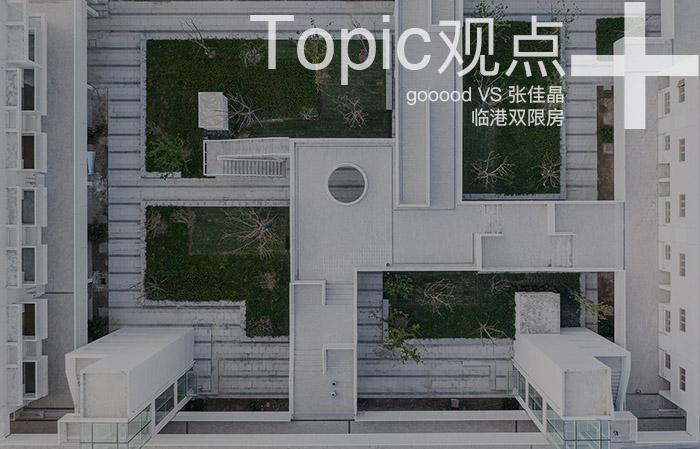 日常项目深度报道:临港双限房|Topic: Lingang Price-fixed Housing Project
