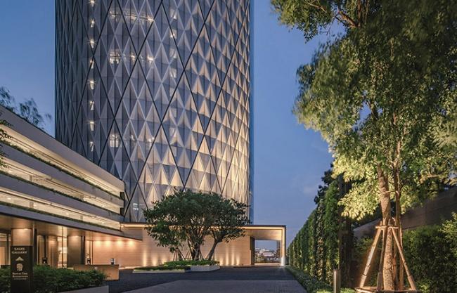 悦榕庄河畔公寓,曼谷 / SCDA