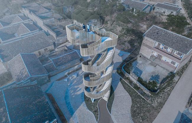大坊荷兰创意村,江西 / NEXT architects