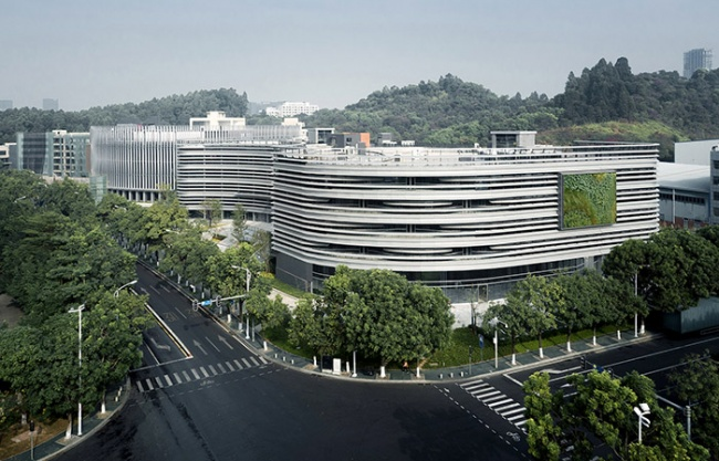 龙盛创智汇园区改造,广州 / HMA Architects & Designers