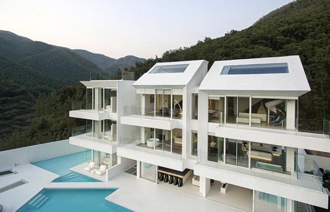 VISAYA意境唯美酒店,莫干山 / 杭州时上建筑空间设计事务所